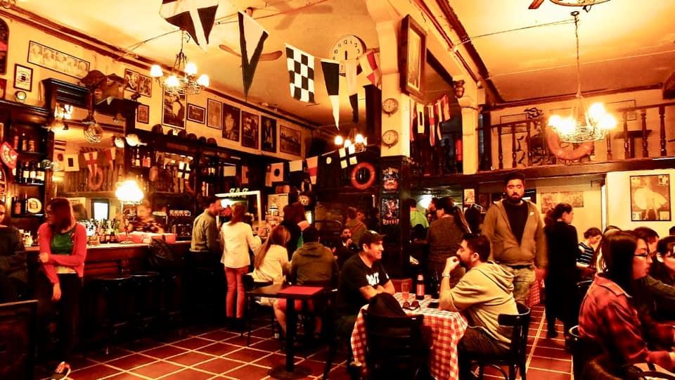 Facebook: Bar la Playa Valparaíso