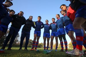 Selección de Rugby
