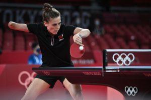 Natalia Partyka, Juegos Olímpicos de Tokio
