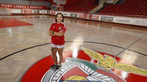 Macarena Ramos, Benfica