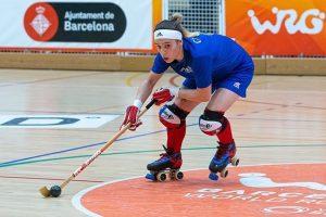Macarena Ramos, hockey patín