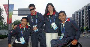 Macarena Quero, Juegos Paralímpicos Beijing 2008